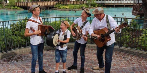 The Bryne Brothers In Concert at Southside - Free Family Fun!