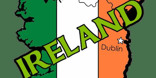 The Race Across Ireland 5K, 10K, 13.1, 26.2 -Winston-Salem