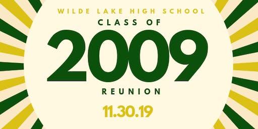 WLHS Class of 2009 Reunion