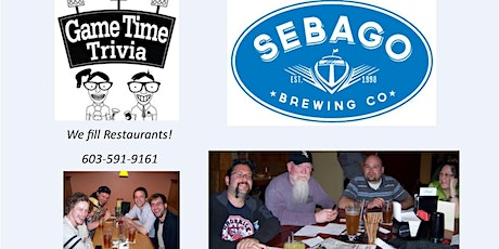 Game Time Trivia at Sebago Brewing in the Old Port tickets