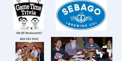Game Time Trivia at Sebago Brewing in the Old Port