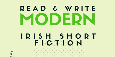 Read & Write - Modern Irish Short Fiction tickets