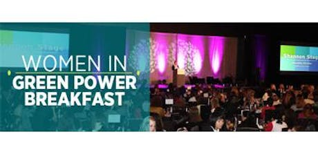 Women in Green Breakfast tickets