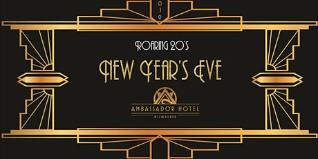 A Roaring 20's New Year's Eve tickets