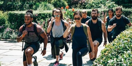 RUCKUS Fitness- 2-Hour Central Park Pop-up Class