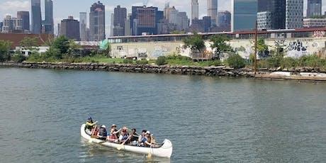 North Brooklyn Boat Club Free Public Paddle Sat Oct 5th, 2019 tickets