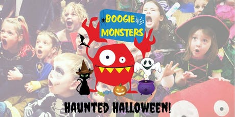 Boogie Monsters Live Family Halloween Gig @ Under One Roof! tickets