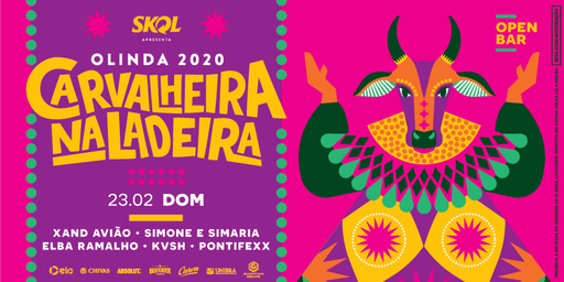 Carvalheira na Ladeira 2020 - Domingo