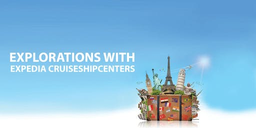 Westshore Travel Expo - Explorations with Expedia CruiseShipCenters