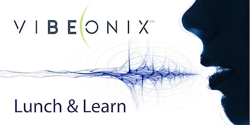 Vibeonix Lunch & Learn
