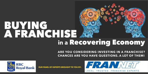 Buying a Franchise in a Recovering Economy