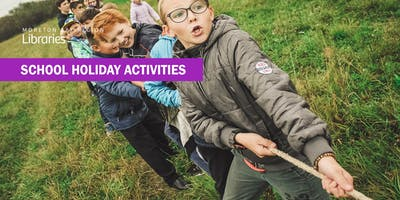 Outdoor/Indoor Fun (8-14 years) - Redcliffe Library
