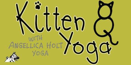 Kitten Yoga! tickets