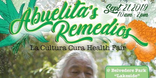 Abuelita's Remedios: La Cultura Cura Health Fair