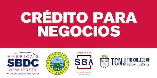 Seminario en Línea: Crédito Para Negocios