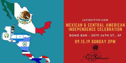Chevere Sundays: Mexican & Central American Independence
