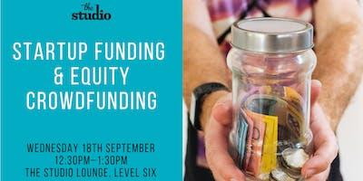 Speaker Series @ The Studio: Startup Funding & Equity Crowdfunding
