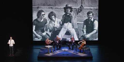 "A THOUSAND THOUGHTS: A ""Live Documentary"" with KRONOS QUARTET"