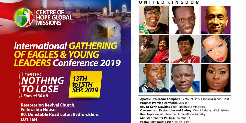 International Gathering of Eagle & Young Leaders Conference