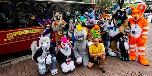 AC Fursuit Friendly Trolley ride 2020