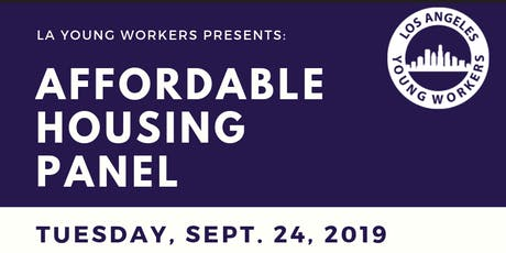 Affordable Housing Panel tickets