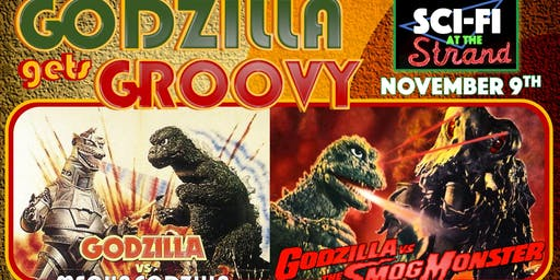 Godzilla Gets Groovy