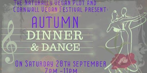 Autumn Dinner & Dance