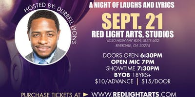 Red Light Arts presents: IGNITE THE MIC