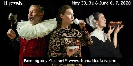 Maiden Faire Renaissance Festival 2020 tickets