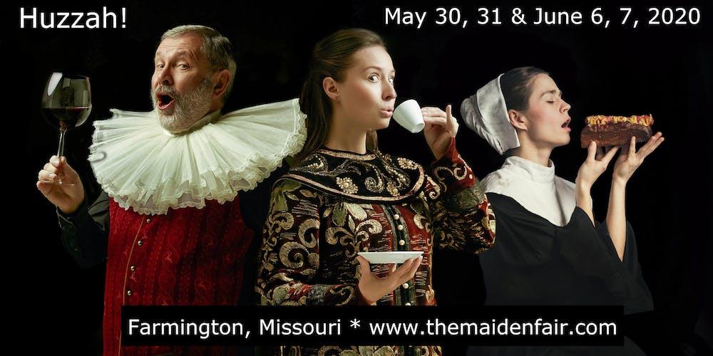 Renaissance Festival 2020.Maiden Faire Renaissance Festival 2020 Tickets Multiple