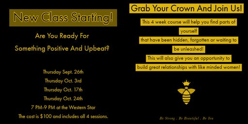 Fall Queen Bees Introductory 4 Week Program