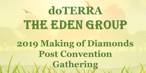 2019 doTERRA - Eden Group Post Convention Gathering