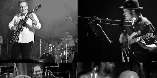 The Blues & Soul Train by Alberto Tarin