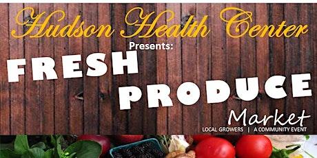 Fresh Produce Market tickets
