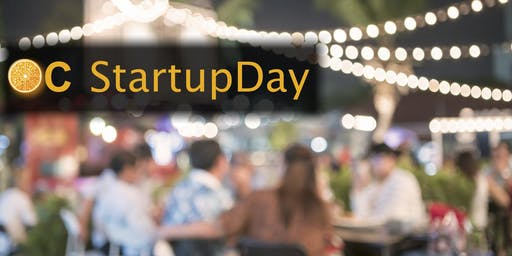 OC StartupDay VC and Angel Investor Experience
