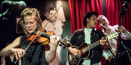 Missy Sippy Folk & Americana Jam *FREE ENTRANCE* tickets
