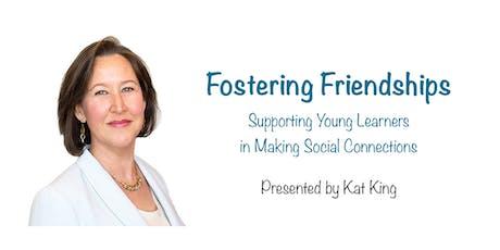 Children Together presents:  Fostering Friendships tickets