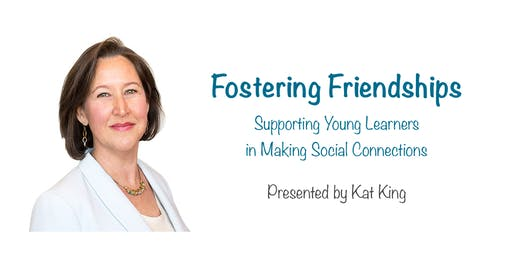 Children Together presents:  Fostering Friendships