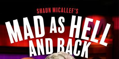 Shaun Micallef Author Talk