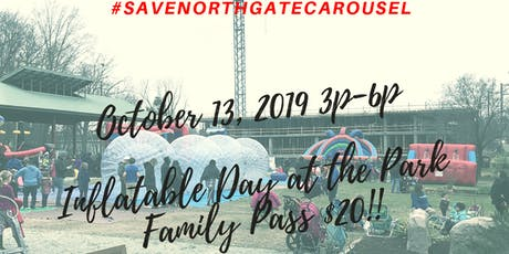 Inflatable Day at the Park - Fall 2019 tickets