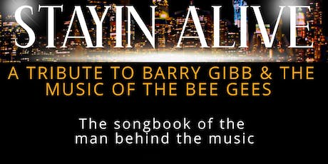 Stayin Alive - One Man's Tribute to Barry Gibb & The Bee Gees tickets