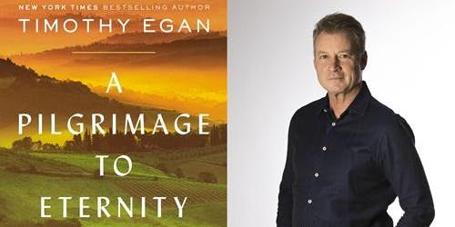 Village Books Presents Timothy Egan at the Bellingham High School