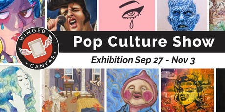 Opening Night Party: Pop Culture tickets