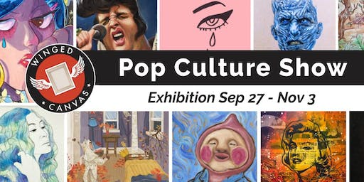 Opening Night Party: Pop Culture