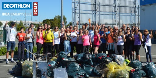 Emeryville Clean-Up to Green-Up: Let's Go Plogging!