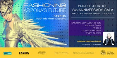 FASHIONING ARIZONA'S FUTURE: FABRIC's 3rd Anniversary and Inaugural Gala