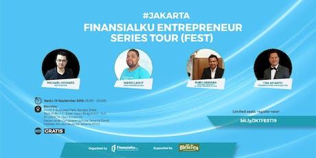 Finansialku Entrepreneur Series Tour (FEST) Jakarta tickets