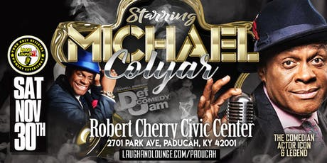 All Black Affair | Starring Comedian Michael Colyar tickets
