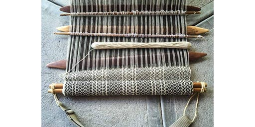 Renée Petropoulos and Arturo Hernández | A Backstrap Weaving Demonstration and Workshop