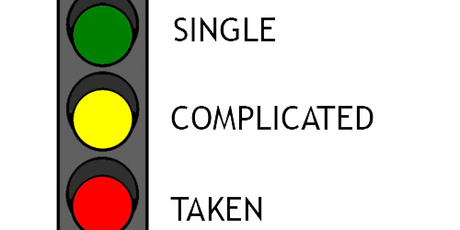 Singles Traffic Light Party - Singles Ages 25-49 tickets